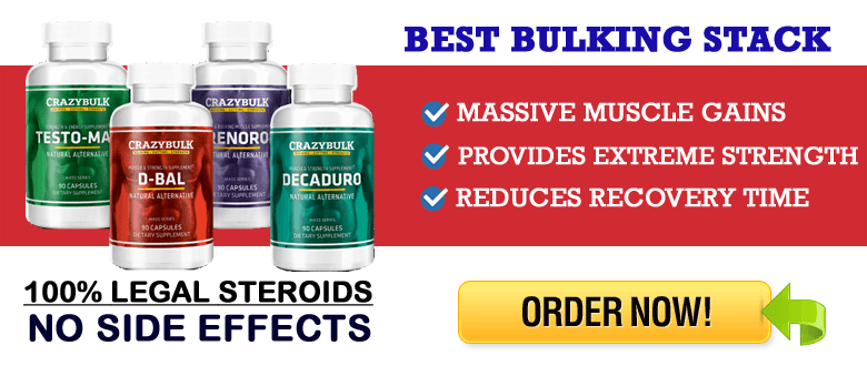 best bulking stack legal steroids crazybulk supplements for sale