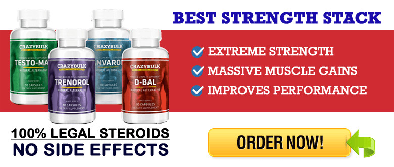 best strength stack legal steroids crazybulk supplements for sale