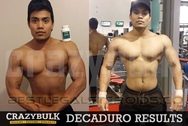 crazy bulk results decaduro seityaraj legal steroids user results before after