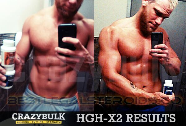 crazy bulk results hgh x2 winsol legal steroids user results before after