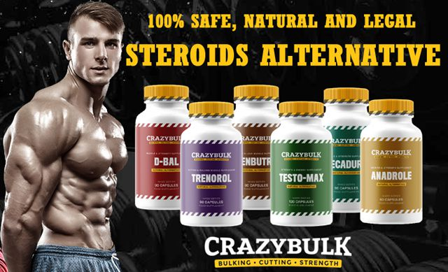 Crazy Bulk Ultimate Stack Review