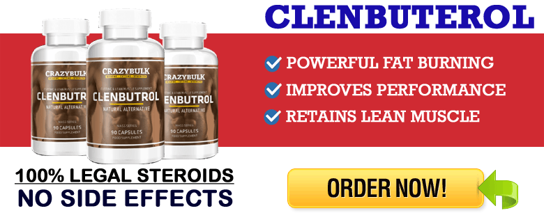 Clenbutrol Crazy Bulk Clenbuterol Review 100 Legal Steroids