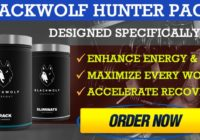 Black Wolf Workout Hunter Supplement Pack Review