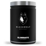 black wolf eliminate post-workout supplement