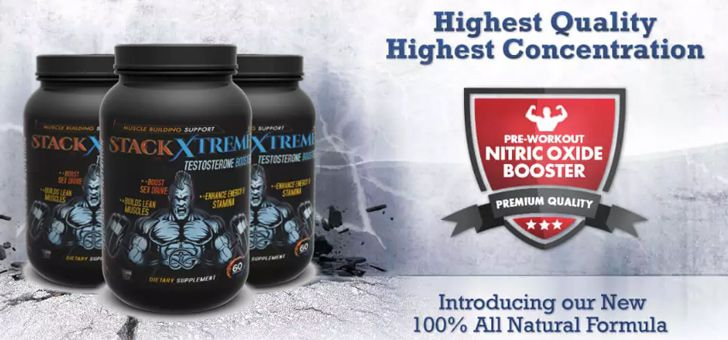 stack xtreme testosterone boosters