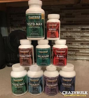 crazy bulk supplements